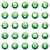 zászló · ikonok · gombok · konzerv · használt · nyelv - stock fotó © ildogesto