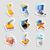 adesivo · icone · scienza · istruzione · pulsante · set - foto d'archivio © ildogesto
