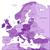 карта · Швеция · синий · шаблон · круга · точки - Сток-фото © ildogesto