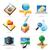 icon concepts for knowledge stock photo © ildogesto
