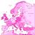 Italia · mappa · colori · abstract · vettore · arte - foto d'archivio © ildogesto