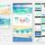 website · design · sablon · interfész · elemek · weboldal · egy - stock fotó © ildogesto