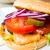 amerikan · peynir · Burger · taze · salata · gıda - stok fotoğraf © ilolab