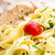 makarna · plaka · domates · balık - stok fotoğraf © ilolab