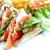 фри · куриные · красный · мяса · быстро · еды - Сток-фото © ilolab