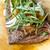 succosa · bistecca · vitello · carne · carne · pomodoro - foto d'archivio © ilolab