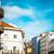 旧市街 · ポルトガル · ストリートビュー · カラフル · ドア · ドア - ストックフォト © ilolab