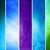 Webデザイン · 青 · バーチャル · スペース · インターネット · コンピュータ - ストックフォト © ilolab