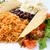 wok · marhahús · tyúk · kész · chili · étel - stock fotó © ilolab