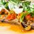 jugoso · filete · ternera · carne · de · vacuno · carne · tomate - foto stock © ilolab