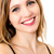 beautiful young woman looking happy stock photo © ilolab