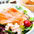 taze · deniz · ürünleri · salata · gıda · yaprak - stok fotoğraf © ilolab
