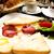 подготовленный · яйцо · солнце · продовольствие · кофе · пластина - Сток-фото © ilolab