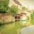 retro · antik · falu · Franciaország · Európa · égbolt - stock fotó © ilolab