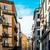 vista · para · a · rua · cidade · velha · Nápoles · cidade · Itália · europa - foto stock © ilolab