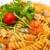 İtalyan · et · sos · makarna · lezzetli · tablo - stok fotoğraf © ilolab