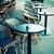 тротуаре · кафе · Париж · Франция · улице · дизайна - Сток-фото © ilolab