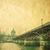 レトロスタイル · パリジャン · 通り · スペース · 文字 · 画像 - ストックフォト © ilolab