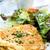 szynka · pomidorów · frytki · jaj · śniadanie · jedzenie - zdjęcia stock © ilolab