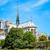 basílica · velho · Montreal · gótico · renascimento - foto stock © ilolab