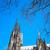 bazilika · Németország · kilátás · gótikus · templom · utazás - stock fotó © ilolab