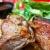 a · la · parrilla · hortalizas · vegetales · salsa - foto stock © ilolab