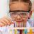 nina · básico · química · diferente · químicos · soluciones - foto stock © ilona75