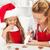 пряничный · Cookies · счастливым · Рождества · люди · семьи - Сток-фото © ilona75