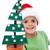 szczęśliwy · dziecko · christmas · dekoracji · Święty · mikołaj - zdjęcia stock © ilona75