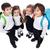 glücklich · Schule · Kinder · zurück · halten · andere - stock foto © ilona75