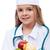 девушки · играет · врач · красивая · девушка · ребенка - Сток-фото © ilona75
