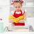 dziewczynka · kuchnia · dziewczyna · dziecko - zdjęcia stock © ilona75