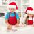 feliz · natal · crianças · bolinhos · cozinha - foto stock © ilona75