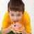 мальчика · еды · пиццы · домашний · продовольствие · стороны - Сток-фото © ilona75