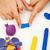 ребенка · рук · красочный · глина · играет · стороны - Сток-фото © ilona75