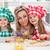 киви · фрукты · женщину · весело · здорового · смешные - Сток-фото © ilona75