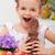 young girl celebrating easter stock photo © ilona75