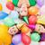fiesta · ninos · madre · colorido · globos - foto stock © ilona75