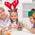 Navidad · cookies · chocolate · tazón - foto stock © ilona75