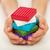 ребенка · рук · красочный · глина · блоки - Сток-фото © ilona75
