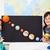 crianças · ciência · classe · estudar · sistema · solar · escola · primária - foto stock © ilona75
