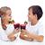 enfants · fraîches · jus · betterave · alimentation · saine - photo stock © ilona75
