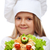szakács · zsonglőrködés · paprikák · vicces · színek · étel - stock fotó © ilona75