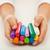ребенка · рук · красочный · глина · баров - Сток-фото © ilona75