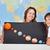 crianças · ciência · professor · casa · projeto - foto stock © ilona75