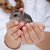 hamster · beyaz · portre · komik · evcil · hayvan · sevimli - stok fotoğraf © ilona75