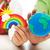 окружающий · осведомленность · образование · ребенка · рук - Сток-фото © ilona75