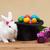 Пасхальный · заяц · весенние · цветы · красочный · яйца · Пасху · магия - Сток-фото © ilona75