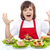 glücklich · Küchenchef · kreative · Essen · Geschöpf · Sandwiches - stock foto © ilona75
