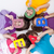 kinderen · alfabet · brieven · terug · naar · school · leren · meisje - stockfoto © ilona75